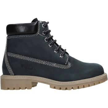 kengät Lapset Bootsit Valleverde 36803 Sininen