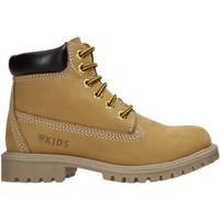 kengät Lapset Bootsit Valleverde 36803 Keltainen