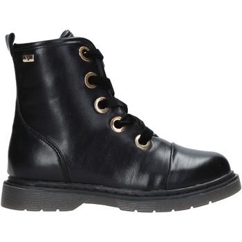 kengät Lapset Bootsit Valleverde 10243 Musta