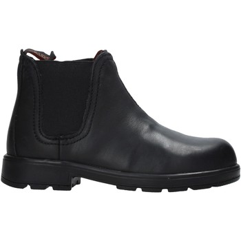 kengät Lapset Bootsit Valleverde 36830 Musta