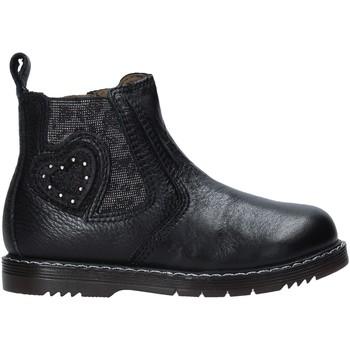 kengät Lapset Bootsit Grunland PP0414 Musta