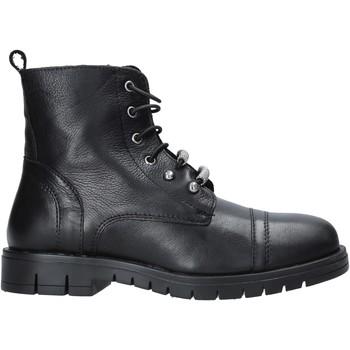 kengät Lapset Bootsit Grunland PO1504 Musta