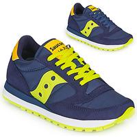 kengät Matalavartiset tennarit Saucony JAZZ ORIGINAL Sininen / Keltainen