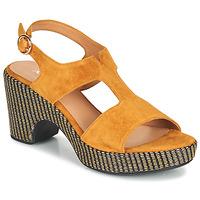 kengät Naiset Sandaalit ja avokkaat Adige ROMA V7 UNER SAFRAN Ruskea