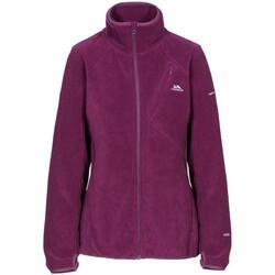 vaatteet Naiset Fleecet Trespass  Potent Purple