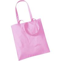 laukut Naiset Ostoslaukut Westford Mill W101 Classic Pink