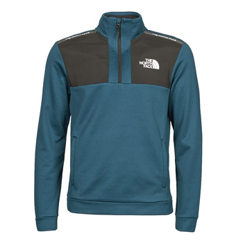 vaatteet Miehet Fleecet The North Face MA 1/2 ZIP Sininen