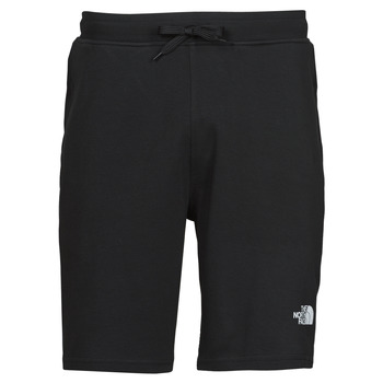 vaatteet Miehet Shortsit / Bermuda-shortsit The North Face GRAPHIC SHORT LIGHT Musta