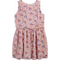 vaatteet Tytöt Lyhyt mekko Carrément Beau Y12247-44L Vaaleanpunainen