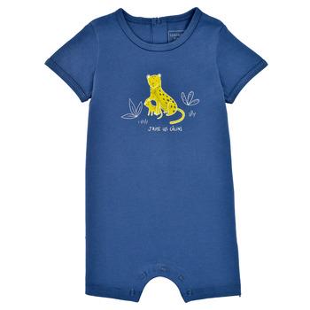 vaatteet Pojat Jumpsuits / Haalarit Carrément Beau Y94205-827 Sininen