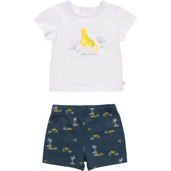 vaatteet Pojat Kokonaisuus Carrément Beau Y98107-N48 Monivärinen