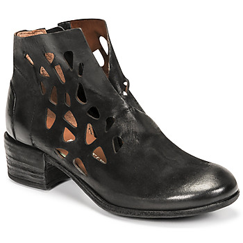 kengät Naiset Bootsit Airstep / A.S.98 GIVE PERF Musta