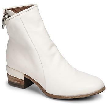 kengät Naiset Nilkkurit Airstep / A.S.98 GIVE ZIP Valkoinen