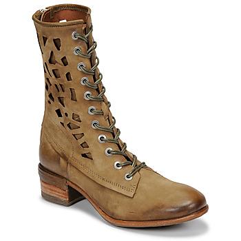 kengät Naiset Bootsit Airstep / A.S.98 GIVE HIGH Khaki