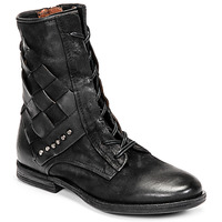 kengät Naiset Bootsit Airstep / A.S.98 ZEPORT TRESSE Musta