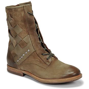 kengät Naiset Bootsit Airstep / A.S.98 ZEPORT TRESSE Khaki