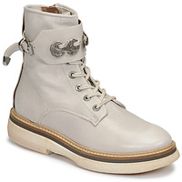 kengät Naiset Bootsit Airstep / A.S.98 IDLE White