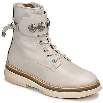 kengät Naiset Bootsit Airstep / A.S.98 IDLE Valkoinen