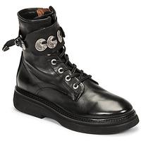 kengät Naiset Bootsit Airstep / A.S.98 IDLE Musta