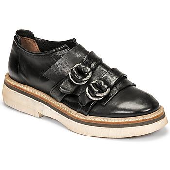 kengät Naiset Bootsit Airstep / A.S.98 IDLE MOC Musta