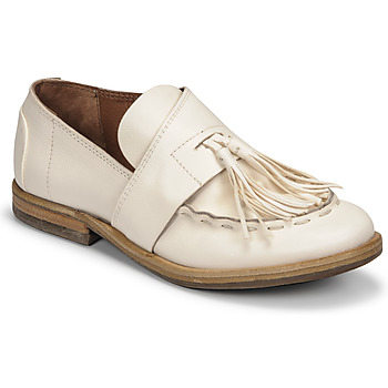 kengät Naiset Mokkasiinit Airstep / A.S.98 ZEPORT MOC Valkoinen