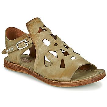 kengät Naiset Sandaalit ja avokkaat Airstep / A.S.98 RAMOS PERF Khaki