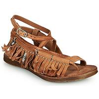 kengät Naiset Sandaalit ja avokkaat Airstep / A.S.98 RAMOS FRANGE Ruskea