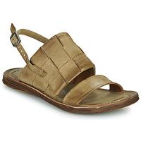 kengät Naiset Sandaalit ja avokkaat Airstep / A.S.98 RAMOS TRESSE Khaki