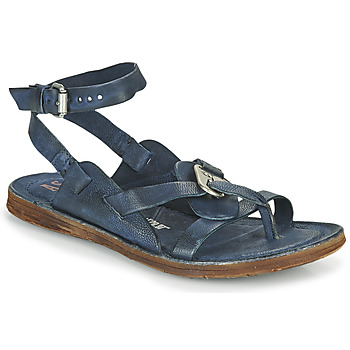 kengät Naiset Sandaalit ja avokkaat Airstep / A.S.98 RAMOS GRE Laivastonsininen