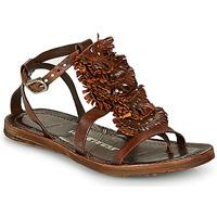 kengät Naiset Sandaalit ja avokkaat Airstep / A.S.98 RAMOS Ruskea