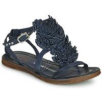 kengät Naiset Sandaalit ja avokkaat Airstep / A.S.98 RAMOS Laivastonsininen
