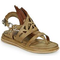 kengät Naiset Sandaalit ja avokkaat Airstep / A.S.98 POLA GRAPH Kaki