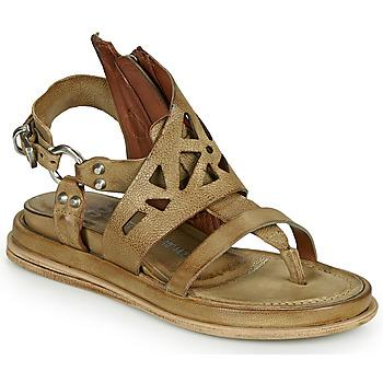 kengät Naiset Sandaalit ja avokkaat Airstep / A.S.98 POLA GRAPH Khaki