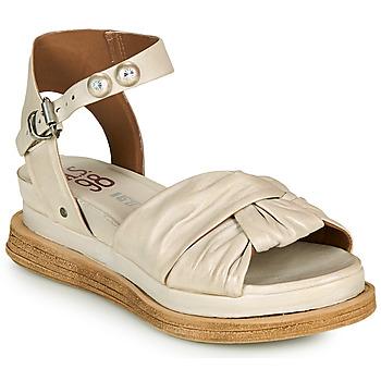 kengät Naiset Sandaalit ja avokkaat Airstep / A.S.98 LAGOS NODE Valkoinen