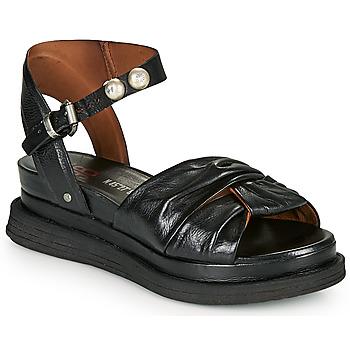 kengät Naiset Sandaalit ja avokkaat Airstep / A.S.98 LAGOS NODE Musta