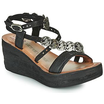 kengät Naiset Sandaalit ja avokkaat Airstep / A.S.98 NOA Musta