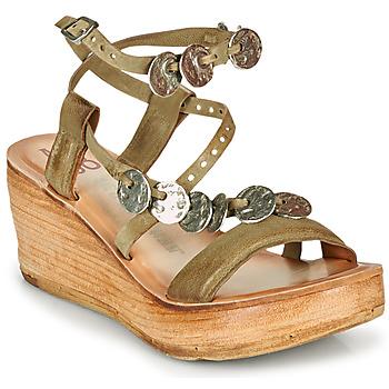 kengät Naiset Sandaalit ja avokkaat Airstep / A.S.98 NOA Khaki