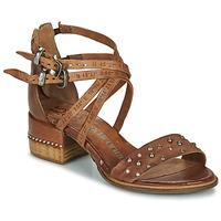 kengät Naiset Sandaalit ja avokkaat Airstep / A.S.98 MORAINE Kamelinruskea