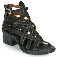 kengät Naiset Sandaalit ja avokkaat Airstep / A.S.98 KENYA BRIDE Musta
