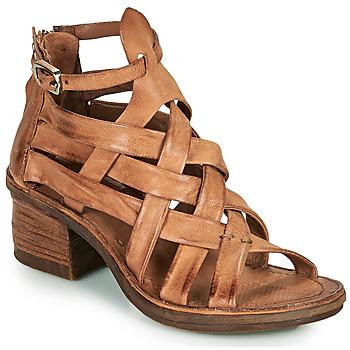 kengät Naiset Sandaalit ja avokkaat Airstep / A.S.98 KENYA BRIDE Kamelinruskea