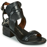 kengät Naiset Sandaalit ja avokkaat Airstep / A.S.98 KENYA BUCKLE Musta