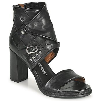 kengät Naiset Sandaalit ja avokkaat Airstep / A.S.98 BASILE HIGH Musta