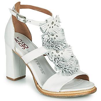 kengät Naiset Sandaalit ja avokkaat Airstep / A.S.98 BASILE 2 Valkoinen