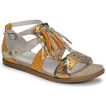 kengät Naiset Sandaalit ja avokkaat Regard BASTIL2 Keltainen
