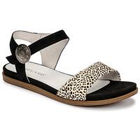 kengät Naiset Sandaalit ja avokkaat Regard BERRY Musta