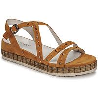kengät Naiset Sandaalit ja avokkaat Regard CLAIRAC Ruskea