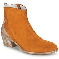 kengät Naiset Bootsit Regard NEUILLY Ruskea