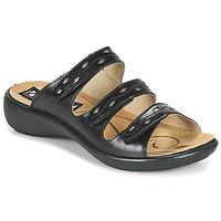 kengät Naiset Sandaalit Romika Westland IBIZA 66 Musta