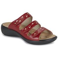 kengät Naiset Sandaalit Romika Westland IBIZA 66 Punainen