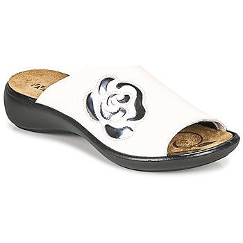 kengät Naiset Sandaalit Romika Westland IBIZA 117 Valkoinen
